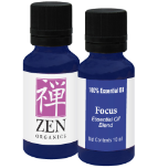 Essential Oil Blend - Focus - 10 ml