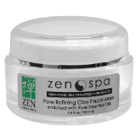 Pore Refining Clay Facial Mask enriched with pure Essential Oils - 3.4 oz