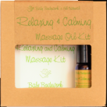 Infant Massage Kit - Relaxing and Calming